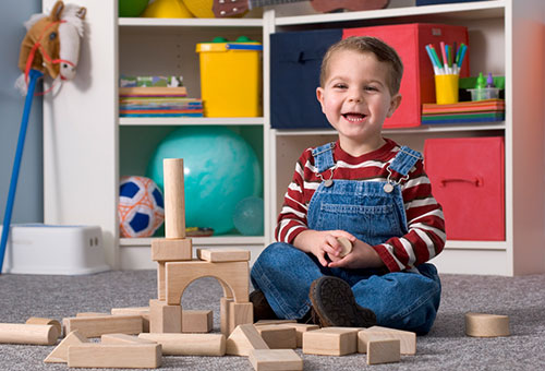 ECE: Infant & Toddler Development