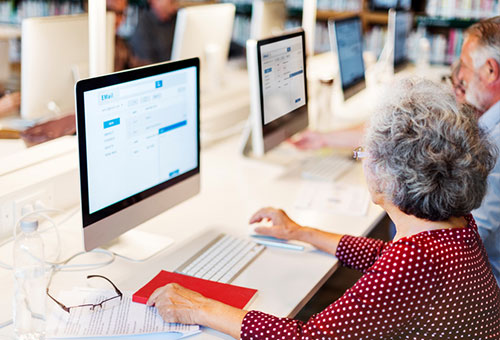 Engaging Online for Seniors - 3 Hrs