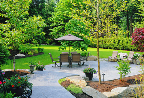 Landscape Maintenance Basic Principles